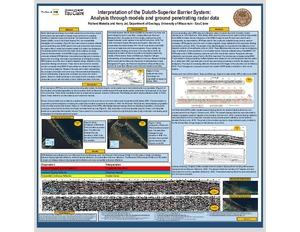 Interpretation of the Duluth-Superior Barrier System : Analysis