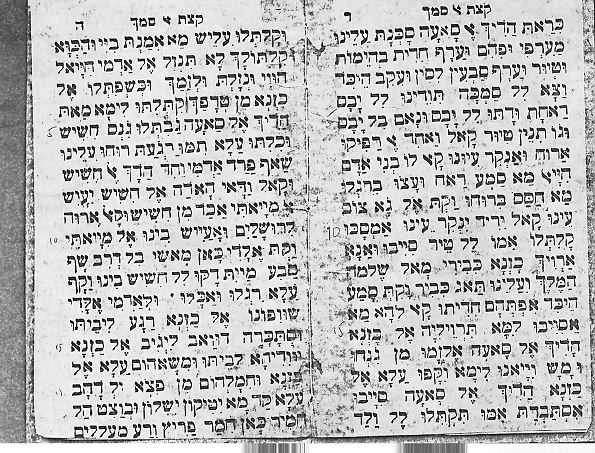 The tale of the fish for Fish in hebrew